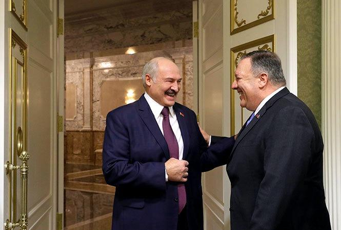 США рассчитывают привязать Белоруссию к себе и своим сателлитам.