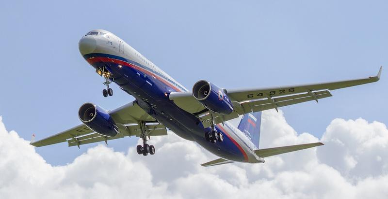 Ту-214ОН с бортовым номером RF-64525 вызвал большое раздражение у американцев.