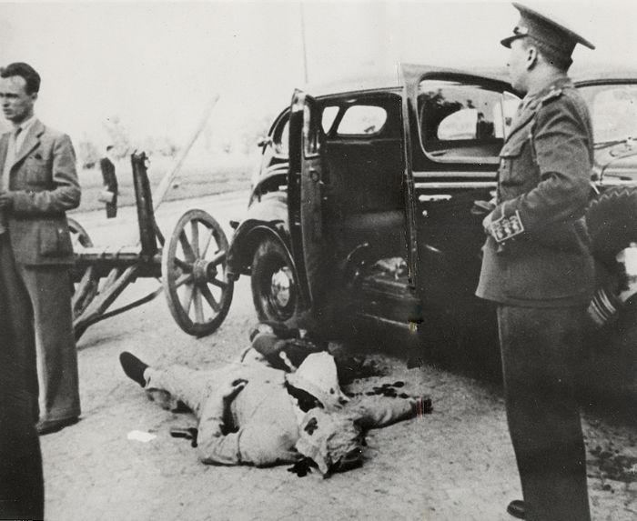 Убийство премьер-министра Румынии Арманда Кэлинеску.