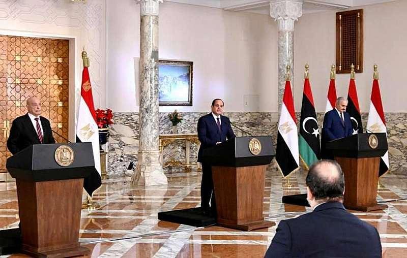 Президент Египта Абдель Фаттах ас-Сиси заявил, что готов отправить армию в Ливию на помощь Халифе Хафтару.