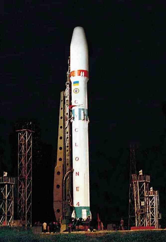 Днепропетровский «Южмаш» и КБ «Южное» не смогли выполнить обязательства перед бразильскими партнёрами по обеспечению запусков ракет «Циклон-4» с космодрома «Алькантара».