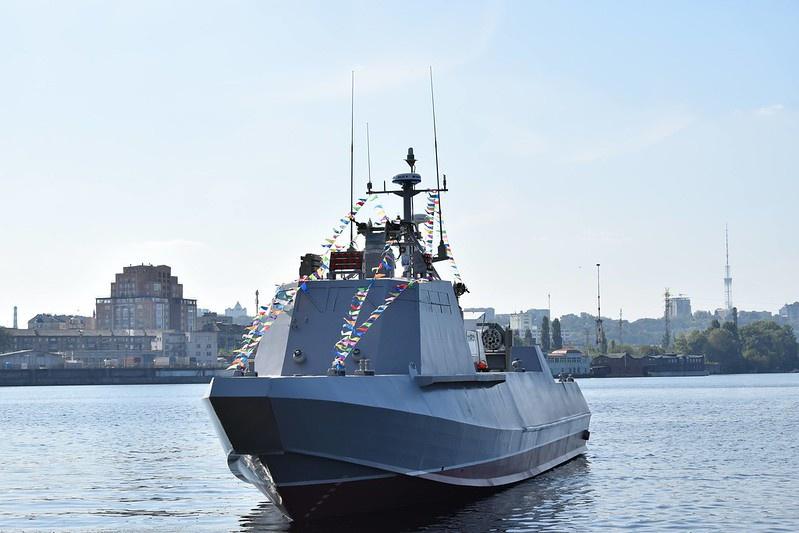 Верхом украинского кораблестроения стали бронекатера водоизмещением менее 40 тонн.