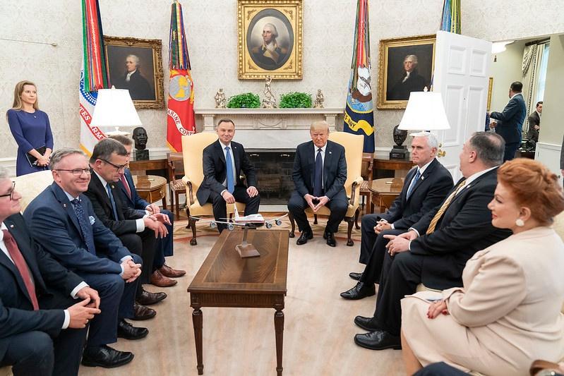 За океаном завершается работа над финальными деталями двухстороннего соглашения о военно- техническом сотрудничестве США и Польши.