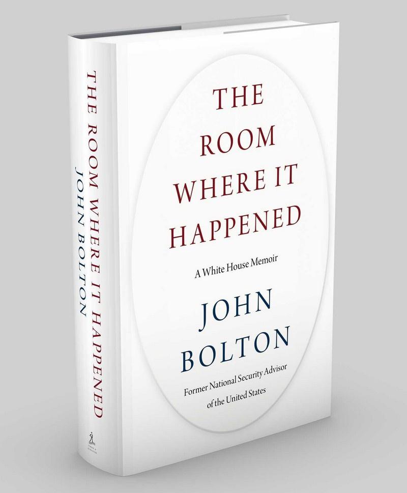 Мемуары Джона Болтона.