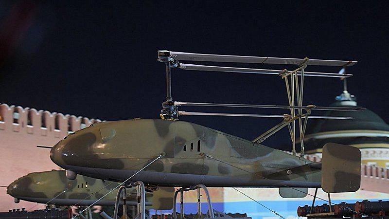 БПЛА «Катран» вертолётного типа.