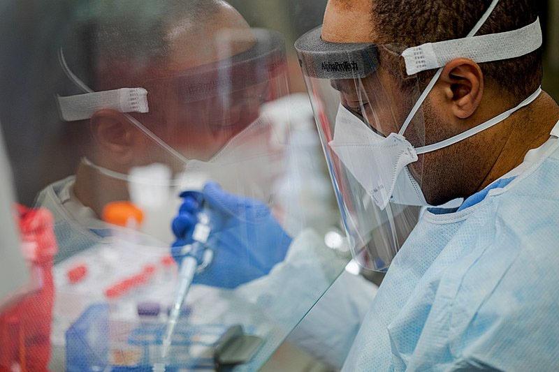 По всему миру американцами были открыты почти 200 референс-лабораторий.