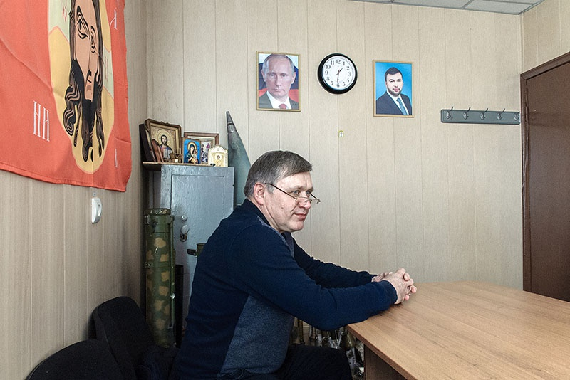 Владимир Черкас вспоминает первые страшные дни войны.