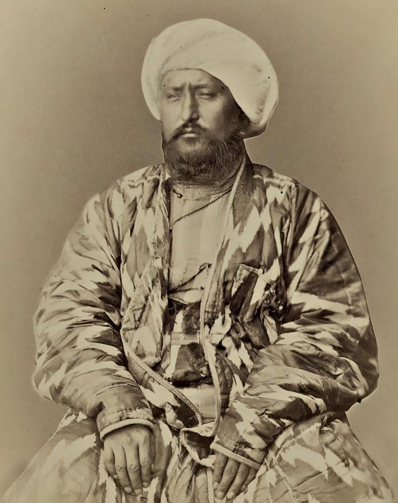 Кокандский хан Худояр.