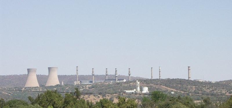 Ядерный центр в Пелиндабе.