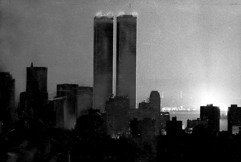 Блэкаут в Нью-Йорке в 1977 году.
