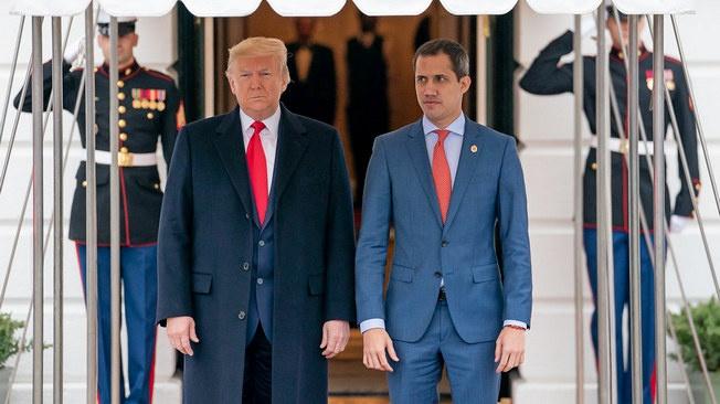 Венесуэльская политика Трампа: «Полный назад»?