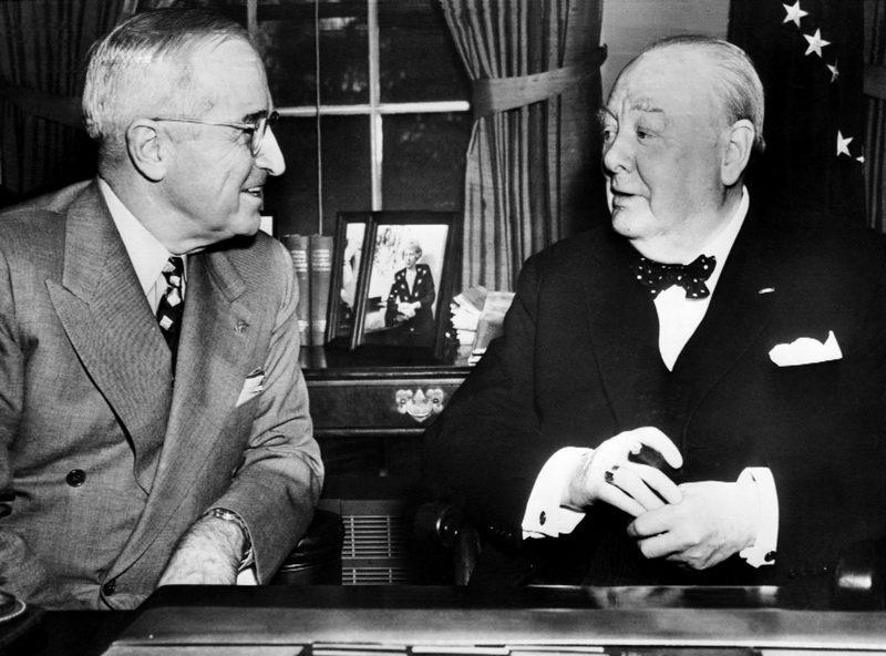 Гарри Трумэн вместе с Уинстоном Черчиллем могли бы развязать войну против СССР уже 1 июля 1945 года.