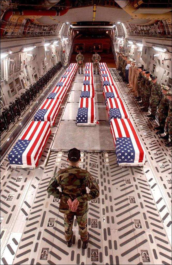 Тегеран утверждает: только в Афганистане США потеряли убитыми более 5.800 военнослужащих.