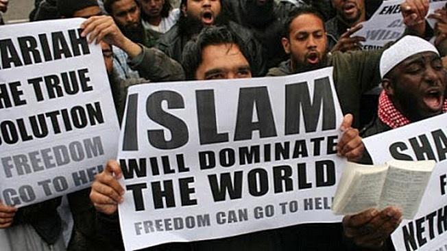 Европа в полушаге от халифата