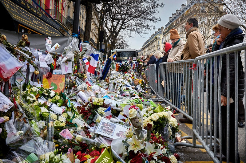 Франция неоднократно становилась целью атак исламистов.