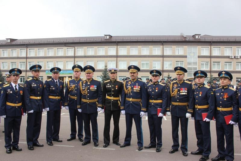 Рязанское училище не просто военный ВУЗ, это - кузница кадров офицеров специального назначения.
