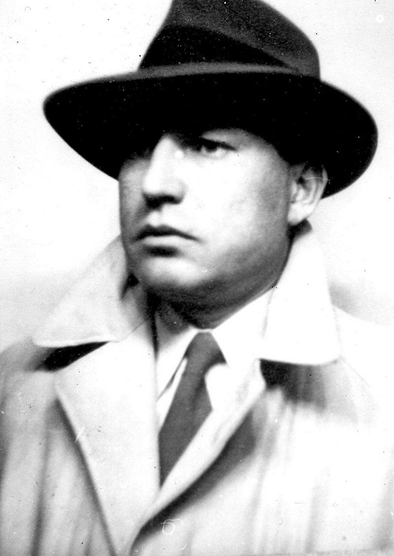 Резидент советской военной разведки в Вашингтоне «Морис»-Сергеев.