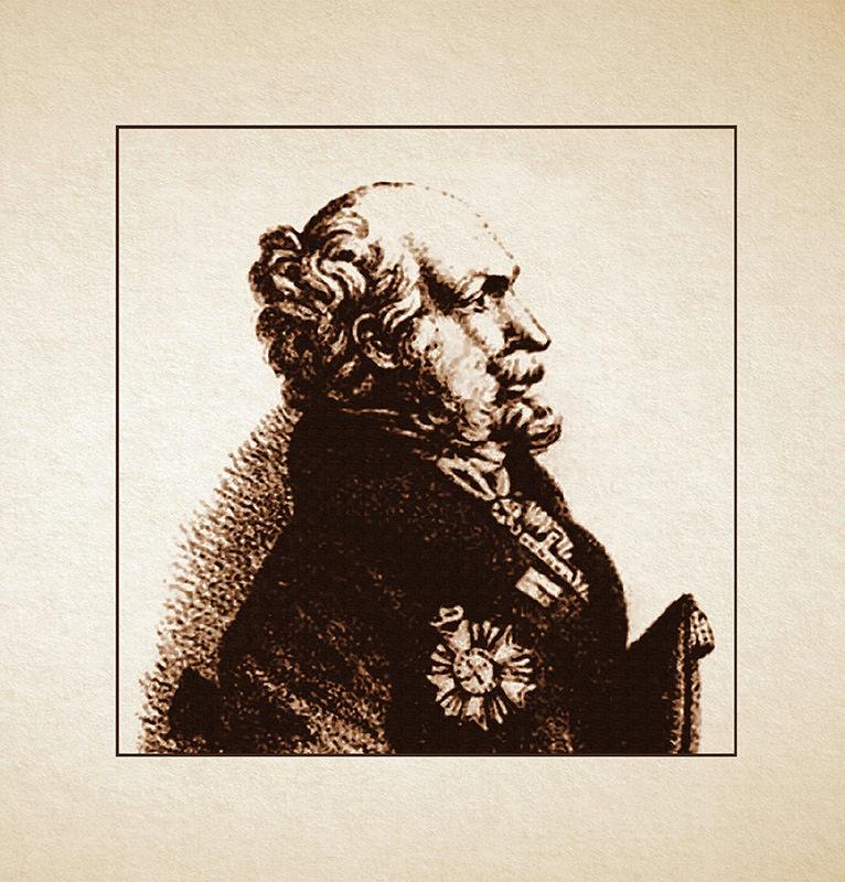 Доктор Георг Антон Шеффер.