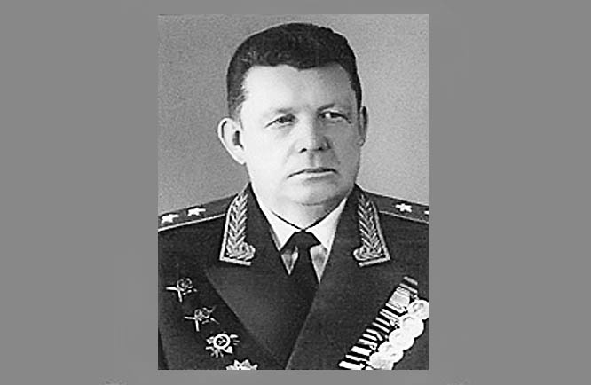 Начальник Разведуправления генерал Иван Ильичёв.