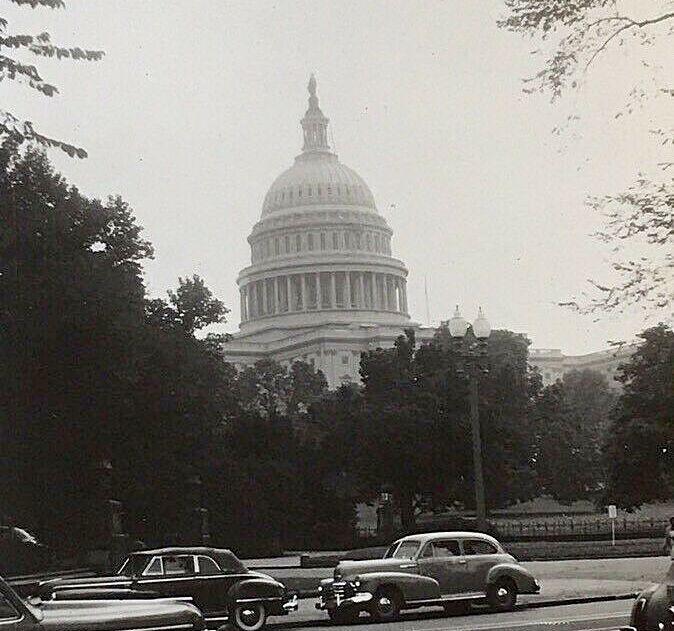 Вашингтон. 1940 год.