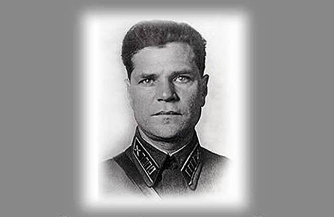 Военный атташе в Вашингтоне полковник Сараев И.М.