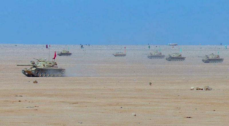 По сообщениям ряда СМИ, совсем недавно Каир закупил у Москвы около 500 современных танков.