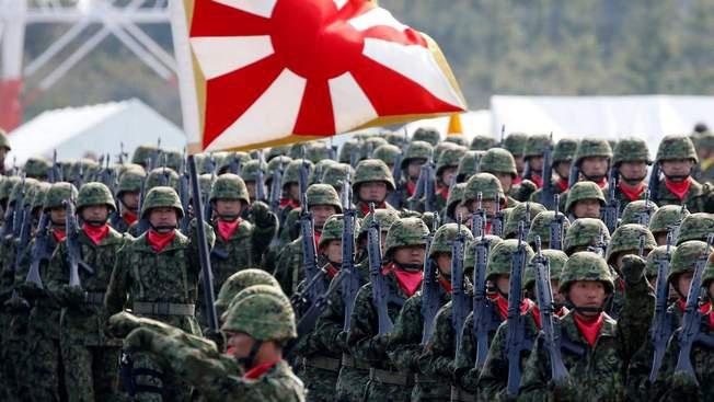 На кого Япония точит самурайский меч