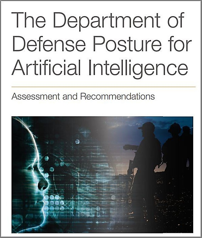 Отчёт корпорации RAND The Department of Defense. Posture for Artificial Intelligence. Assessment and Recommendations.