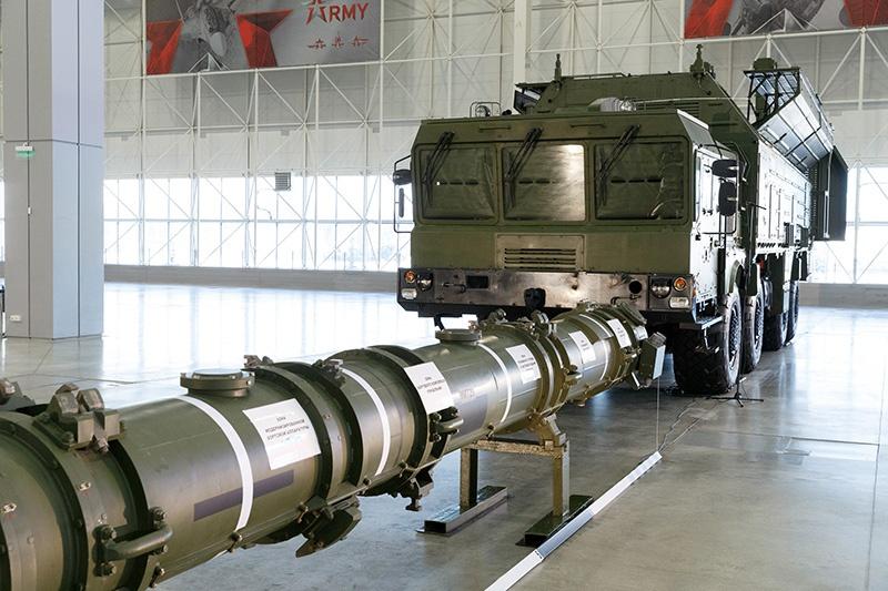 Российская ракета 9М729 не входит в параметры ракет даже меньшей дальности с дальностью стрельбы от 500 до 1.000 км.