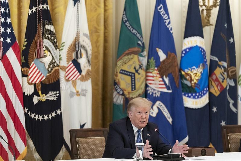 Ни президент Дональд Трамп, ни его «специалисты по контролю над вооружениями» так и не смогли разъяснить инициативу «нового» подхода к проблеме контроля над вооружениями.