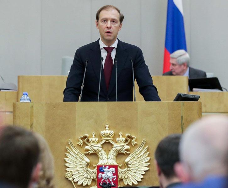 Глава Минпромторга РФ Денис Мантуров заявил, что по итогам 2019 года доля гражданской продукции, выпускаемой оборонными предприятиями, составила 24 процента.