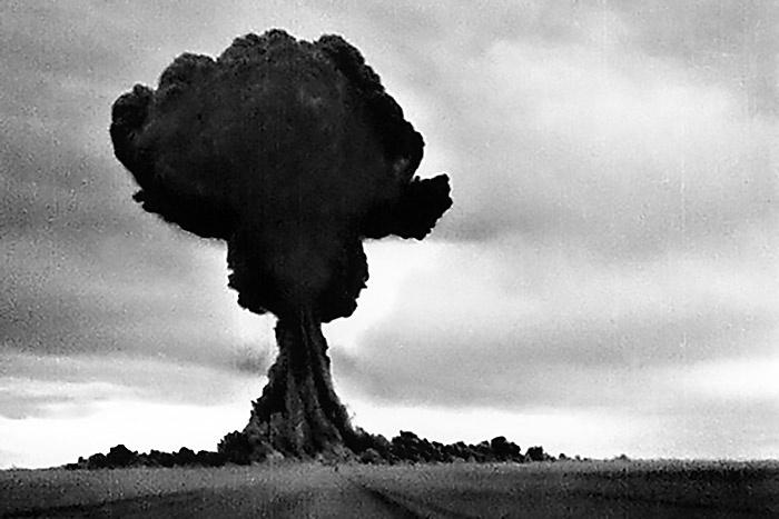 29 августа 1949 года на полигоне под Семипалатинском была испытана первая советская атомная бомба.