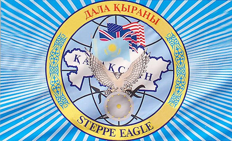 Казахстан ежегодно принимают участие в учениях «Степной орёл» совместно со странами НАТО.