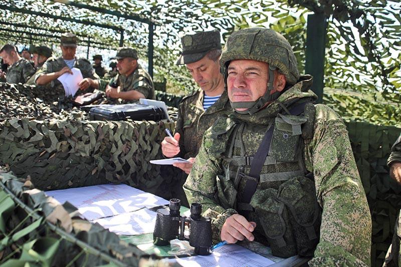 Основной целью внезапной проверки являлась оценка способности органов военного управления обеспечить военную безопасность.