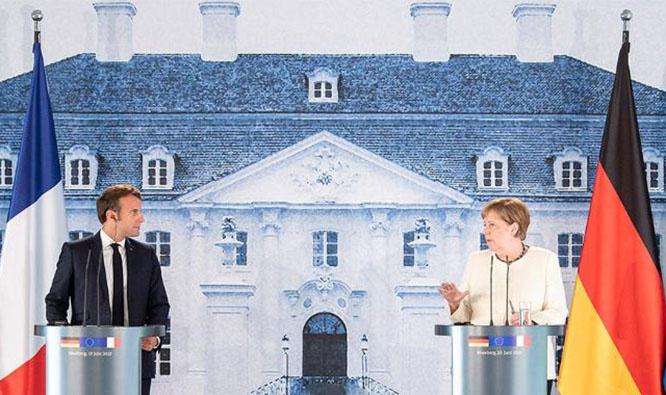 При Байдене реализация проекта создания общеевропейской армии президента Франции Эмманюэля Макрона и канцлера Германии Ангелы Меркель будет под сомнением.