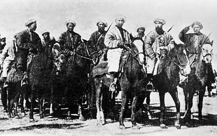 Только в 1920 году насчитывалось 30 тысяч басмачей, ведших боевые действия по всему Туркестану.