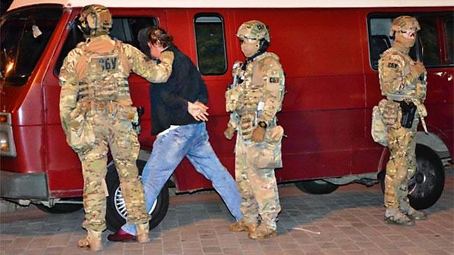 Эпидемия терроризма. «Новая» напасть на Украине
