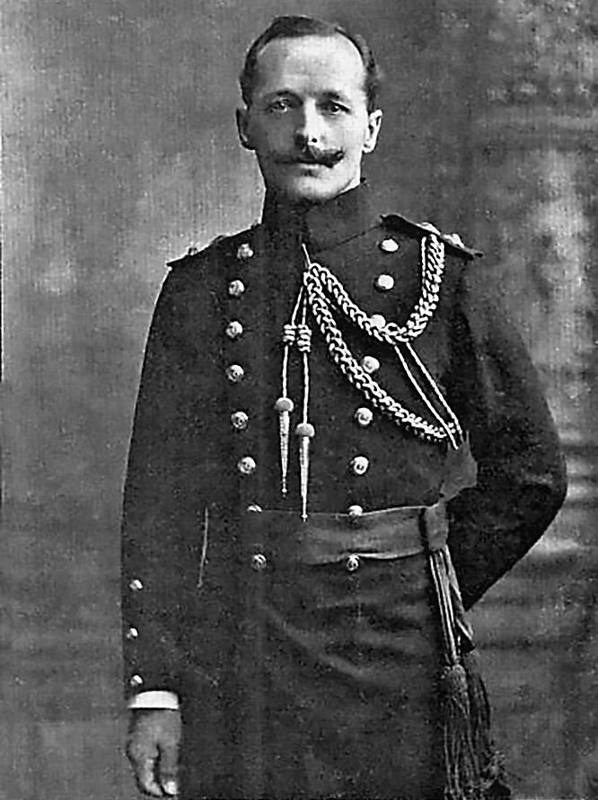 Глава «Британской военной миссии в Туркестане» генерал-майор Уилфрид Маллесон.