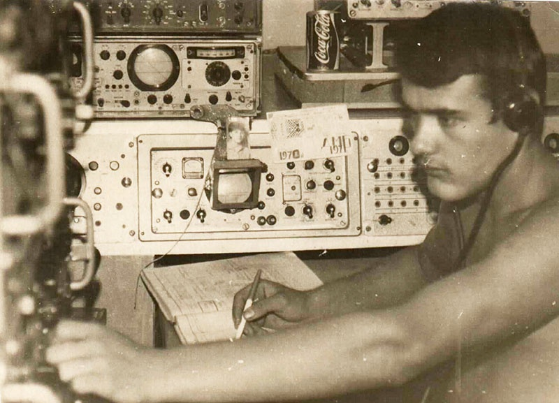 «Слухачи» кораблей радиоэлектронной разведки несли боевую службу в экстремальных условиях.