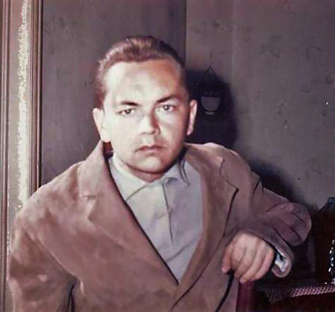 «Вечный студент» Гаврилов.