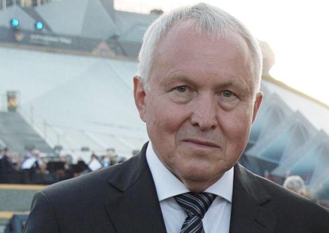 Вице-президент Международной общественной организации «Федерация танкового биатлона» полковник в отставке Александр Куликов.