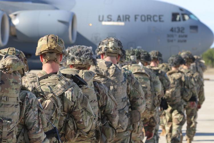 Согласно EDCA, в скором будущем США увеличат свой военный персонал в Польше примерно на 1.000 человек.