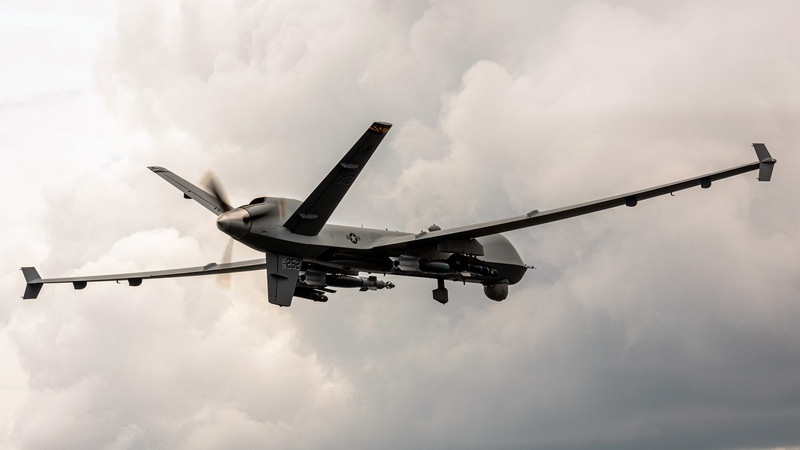 Эскадрилья БПЛА MQ-9 Reaper разместится на польской 12-й базе беспилотных летательных аппаратов в Мирославце.