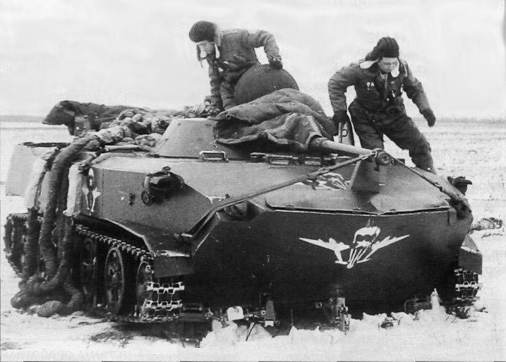 Майор Александр Маргелов и подполковник Леонид Щербаков приземлились на «Реактавре».