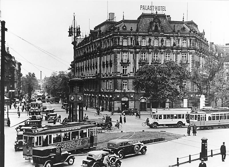 Берлин 1930-х.