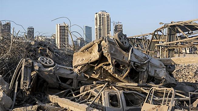 После взрыва: станет ли Ливан снова французской колонией