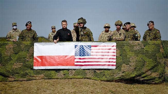 НАТО: Drang nach Osten на фоне COVID-19