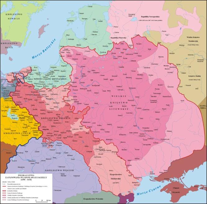 Polska od morza do morza - мессианская роль Польши в освобождении народов, «подконтрольных России».