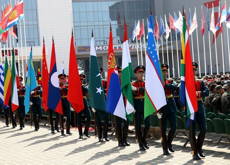 В Международном военно-техническом форуме «Армия-2020» принимают участие представители 92 стран.