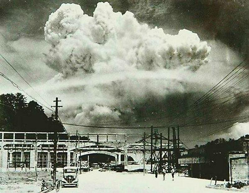 Трагедия Хиросимы никогда не должна повториться.